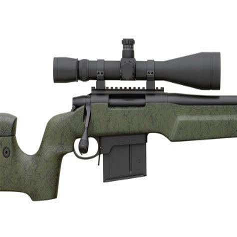Tactical Bolt Action Rifle Manufacturers