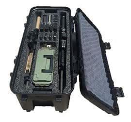 Tactical Hard Storage Case For Ar Rifle And Shotgun