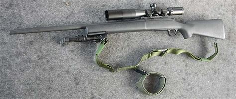 Tactical Intervention Specialists M24 Sling Sniper Central