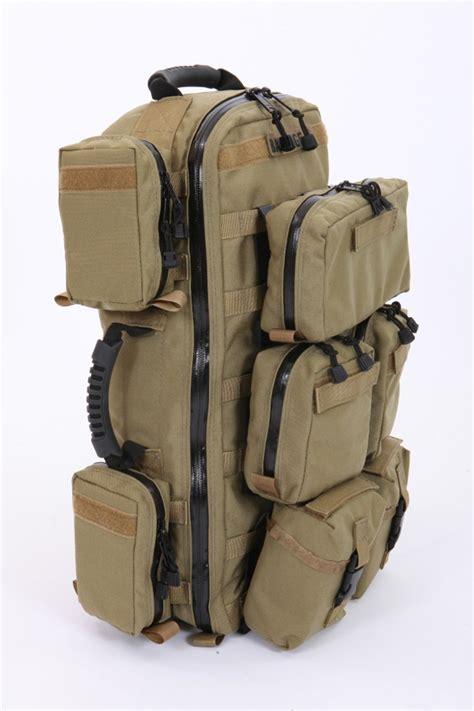Tactical Medical Backpack