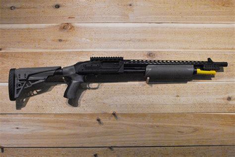 Tactical Mossberg 500 Shotgun