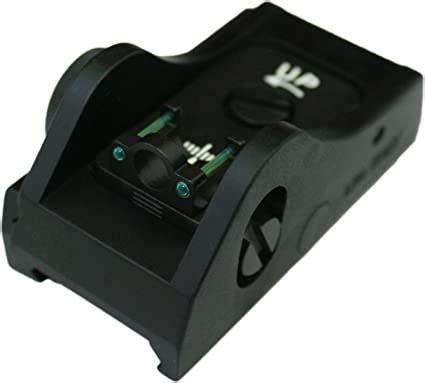 Tactical Rear Shotgun Sight Ghost Ring No Gunsmithing