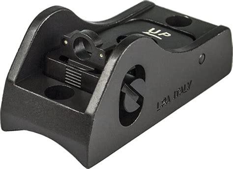 Tactical Rear Shotgun Sight Tritium Ghost Ring No Gunsmithing