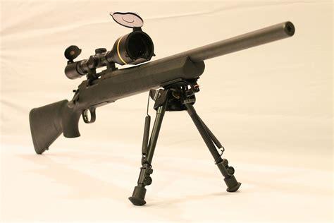 Tactical Remington 700 Rifle