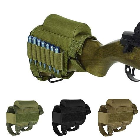 Tactical Rifle Ammo Holder