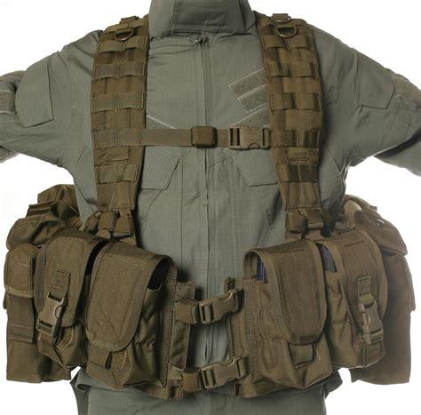Tactical Rifleman Gear