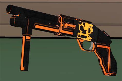 Tactical Shotgun Calamity