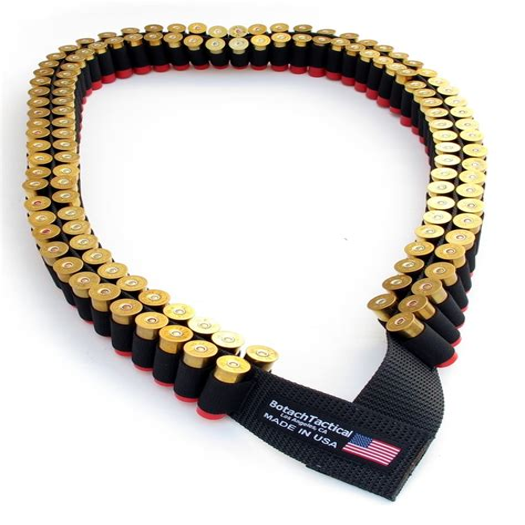 Tactical Shotgun Shell Bandolier