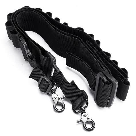Tactical Shotgun Sling With Shell Holder