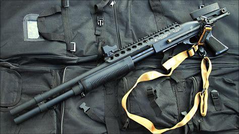 Tactical Shotgun Uk