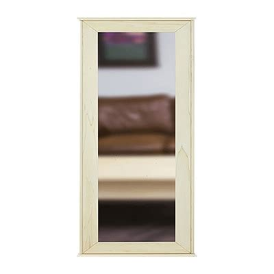 Tactical Walls 1440 Hinged Midlength Concealment Mirror 1440 Hinged Midlength Mirror Winserts Early American