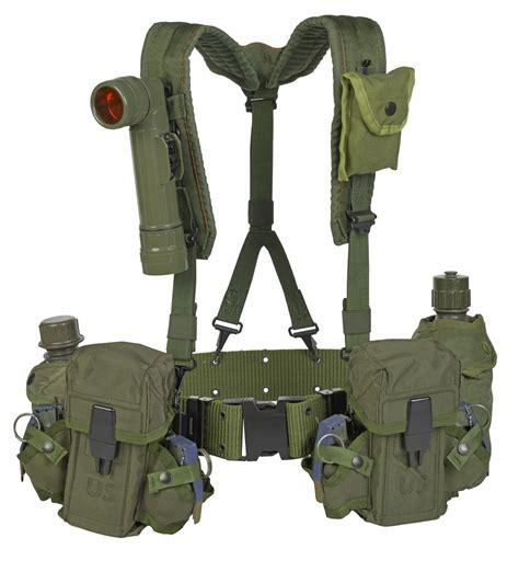 Tactical Webbing Gear