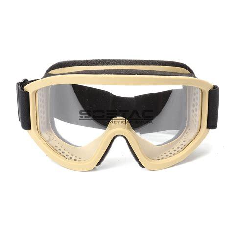 Tactical X Gear Goggles