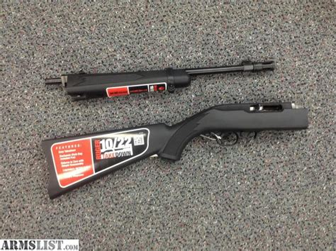Takedown 22 Rifle For Sale