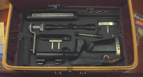 Takedown Rifle From Long Kiss Goodnight