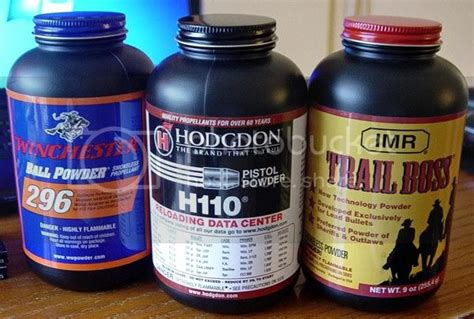 Talk To Me About Trail Boss Powder Ruger Forum