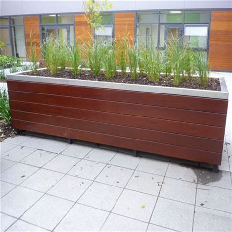 Tall outdoor planters ireland Image