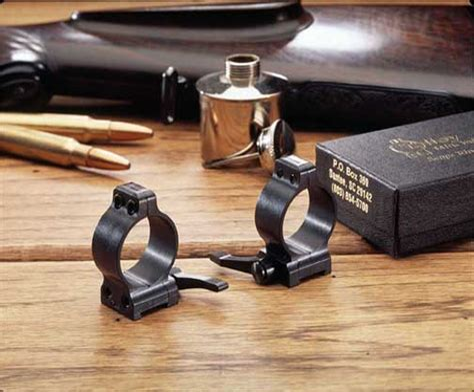 Talley Quick Detachable Riflescope Mounts Revivaler