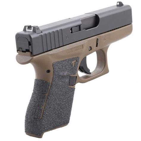 Talon Grips Inc Grip Tape For Glock 42 Grip Granulated Black For Glock 42