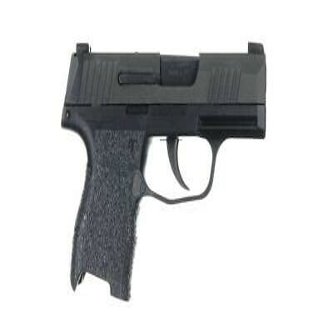 Talon Grips Inc Grip Tape For Sig Sauer P365 Grip Rubber Black For Sig P365