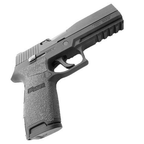 Talon Grips Inc Sig Sauer P250 P320 Compact Grip Tape Sig Sauer 250320 Compact Medium Grip Rubber Black