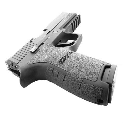 Talon Grips Inc Sig Sauer P250 P320 Full Size Grip Tape Sig Sauer 250320 Full Size Medium Grip Rubber Black