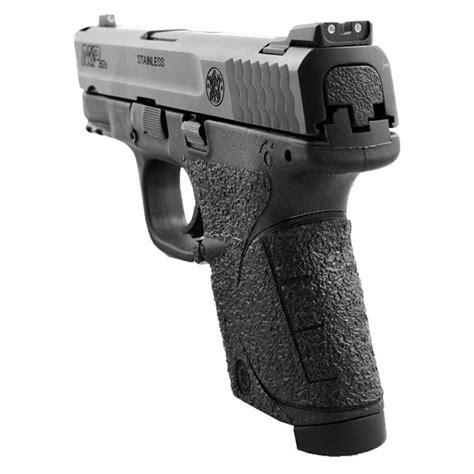 Talon Grips Inc Sw Mp Compact Small Backstrap Grip Tape Sw Mp Compact Small Backstrap Grip Rubber Black