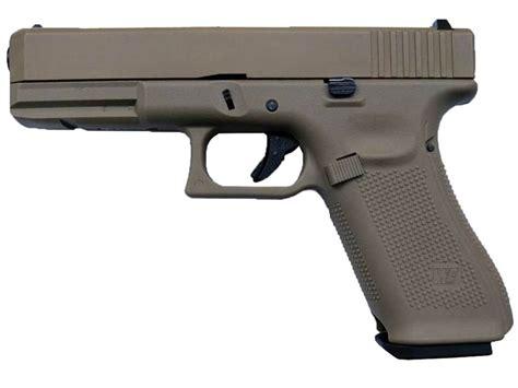 Tan Glock 17 Gen 5