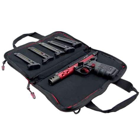 Tandemkross Tandemkase Pistol Bags Tandemkase Pistol Bag Red