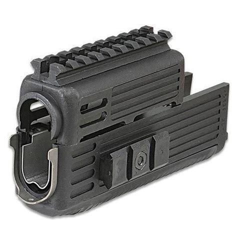 TAPCO Intrafuse Handguard Quad Rail AK-47 Synthetic Black