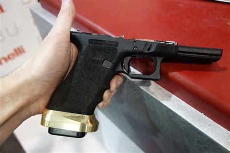 Taran Tactical Mag Extension Glock 17