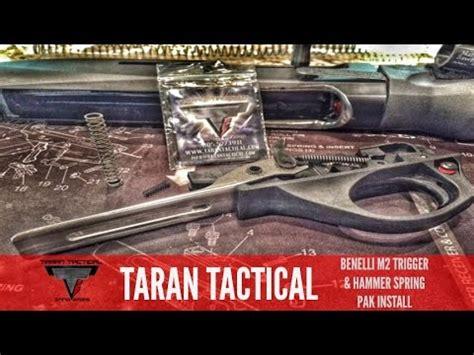 Taran Tactical Trigger Hammer Spring Install Benelli M2
