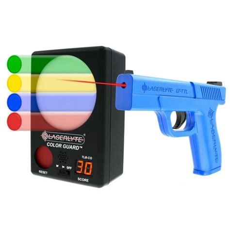 Targabot With Laserlyte Laser Color Guard Kit