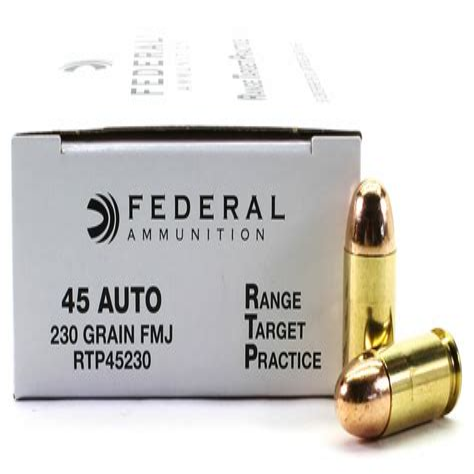 Target 230 45 Ammo