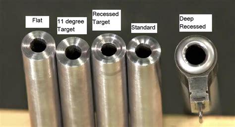 Target Crowning A Rifle Barrel
