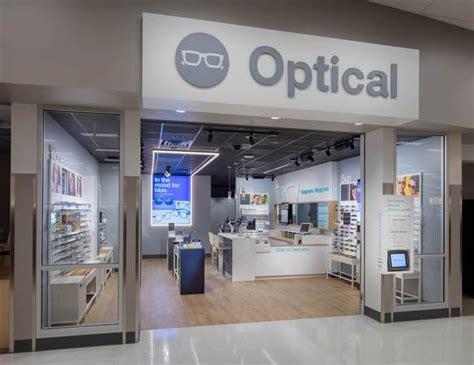 Target Optical Frisco