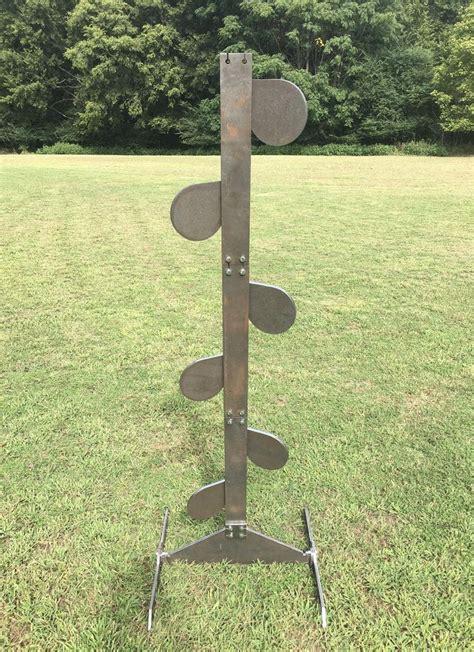 Targets Steel Target Tree And 4x32mm 5 56 Cx5755 Ballistic Chevron Brownells Sverige