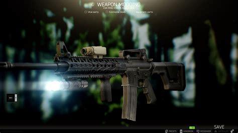 Tarkov M4 Handguard