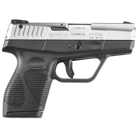 Tarus Slim 709 P 9mm Ammo