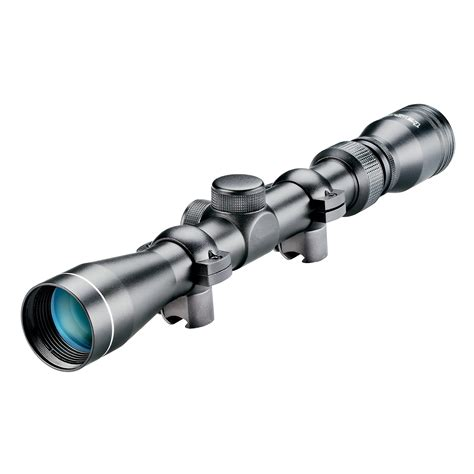 Tasco 22 Rifle Scope Review