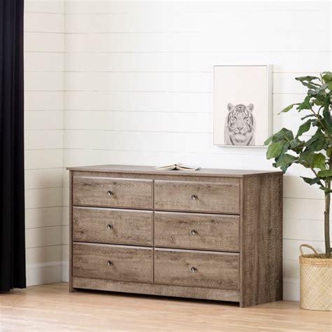 Tassio 6 Drawer Double Dresser