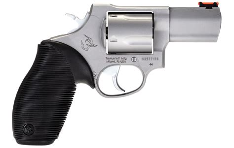 Taurus 44c Tracker Revolver 44 Mag 4in 5rd Stainless Ported