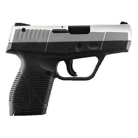 Taurus 709 Slim Semi Automatic Handgun 9mm Review