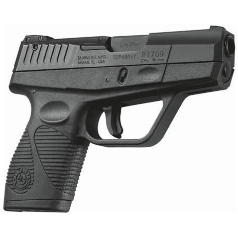 Taurus 709fs Slim 9mm Compact Pistol