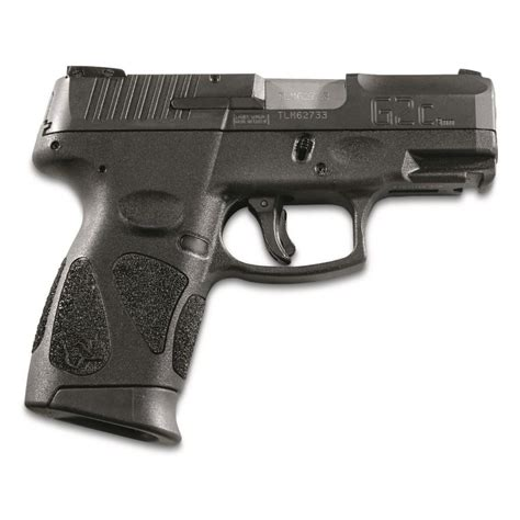 Taurus G2c 9mm Ammo