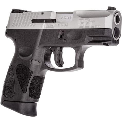Taurus G2c 9mm Luger Handgun Youtube