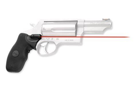 Taurus Judge Tracker Front Activation Lasergrips Crimson