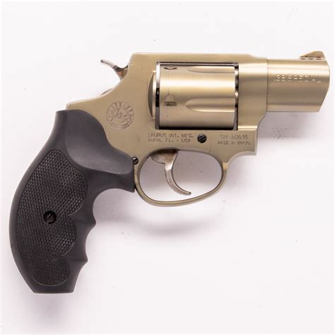 Taurus M85-2SS 85 Revolver 38 Spc 2in 5rd Stainless