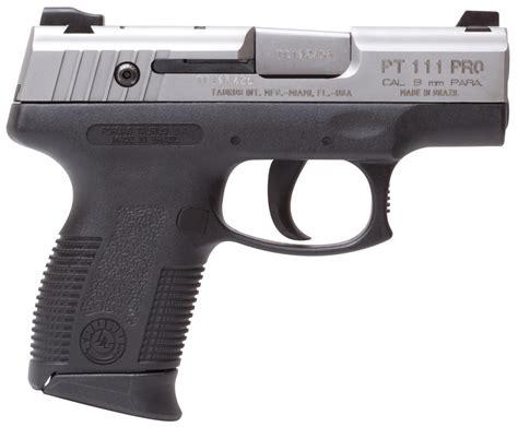 Taurus Millennium Pro 9mm Review