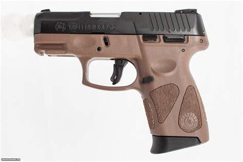 Taurus Pt111 Millennium G2 Compact Handgun